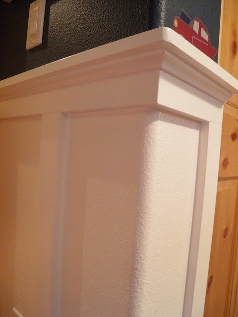 Best So You Can Do Wainscoting With Bullnose Edges When I With Pictures