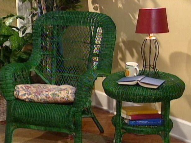 Best 25 Painted Wicker Furniture Ideas On Pinterest With Pictures