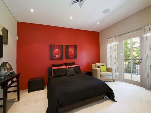 Best 20 Red Accent Walls Ideas On Pinterest Red Accent With Pictures