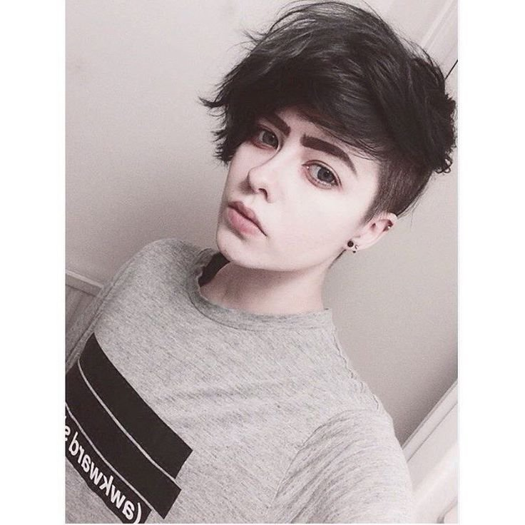 Free 43 Best Gender Neutral Haircuts Images On Pinterest Wallpaper