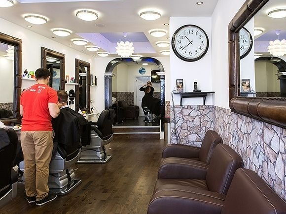 Best 45 Best Unisex Saloon Images On Pinterest Hair Salons With Pictures