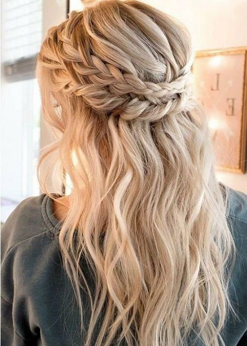 Free 41 Of The Most Inspiring Long Prom Hairstyles 2019 To Fuel Wallpaper