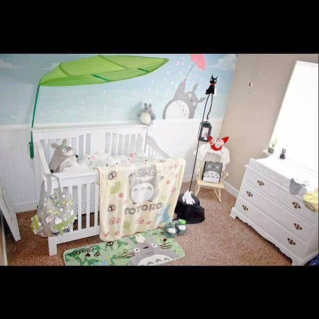 Best 25 Totoro Nursery Ideas On Pinterest Totoro With Pictures