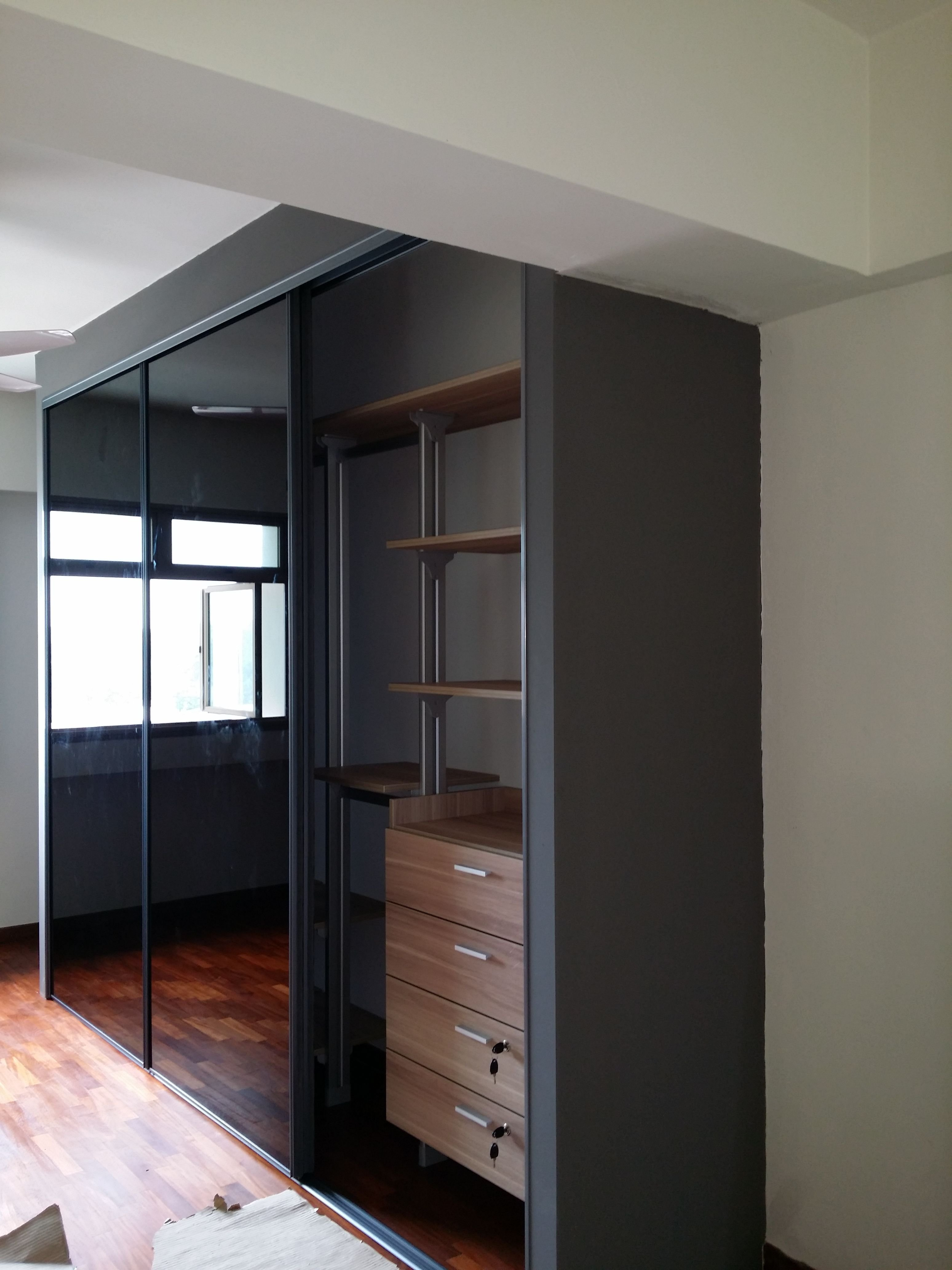 Best Modular Pole System Wardrobe 160B Punggol Central Pinterest Modular Wardrobes Closet With Pictures
