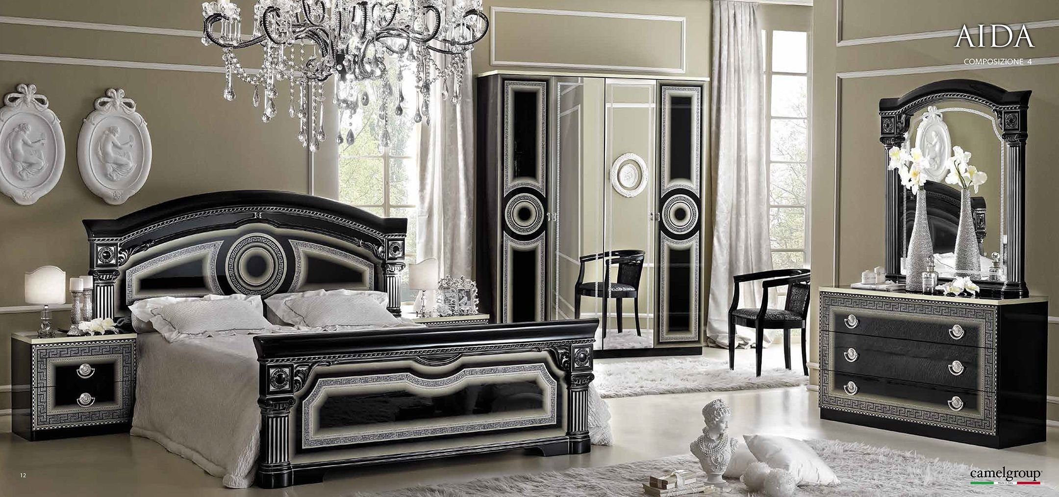 Best Versace Home Versace Design Aida Bedroom For More With Pictures