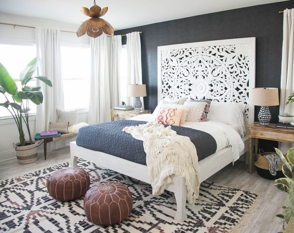 Best Top 10 Bedrooms Of 2016 Home Bohemian Bedroom Decor With Pictures