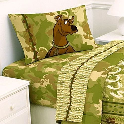 Best Twin Size Bedding For Little Boys Scooby Doo Bed Sheets With Pictures