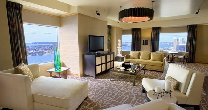Best Hilton San Diego Bayfront Hotel Ca Presidential Suite Hilton Hotels To Visit San Diego With Pictures