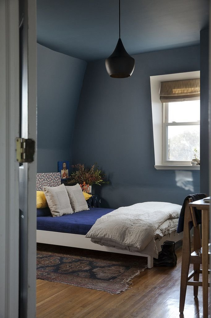 Best Before After A Color Conscious Bedroom Refresh In 2019 With Pictures