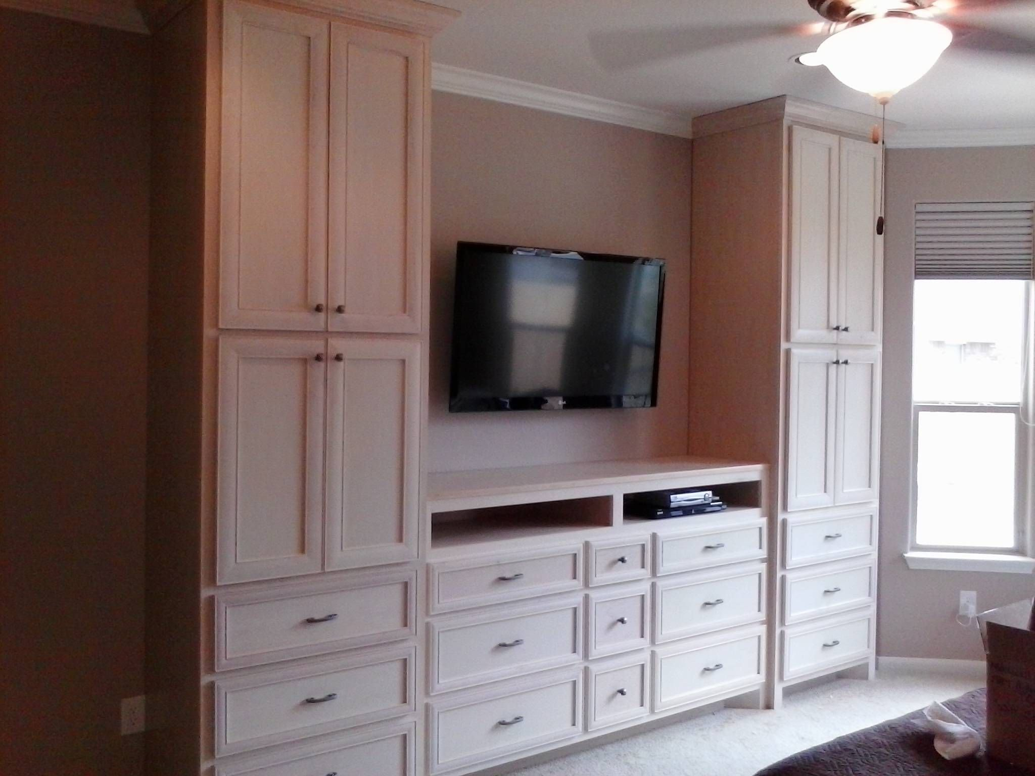 Best Image Of Bedroom Wall Units With Drawers And Tv Decor I With Pictures