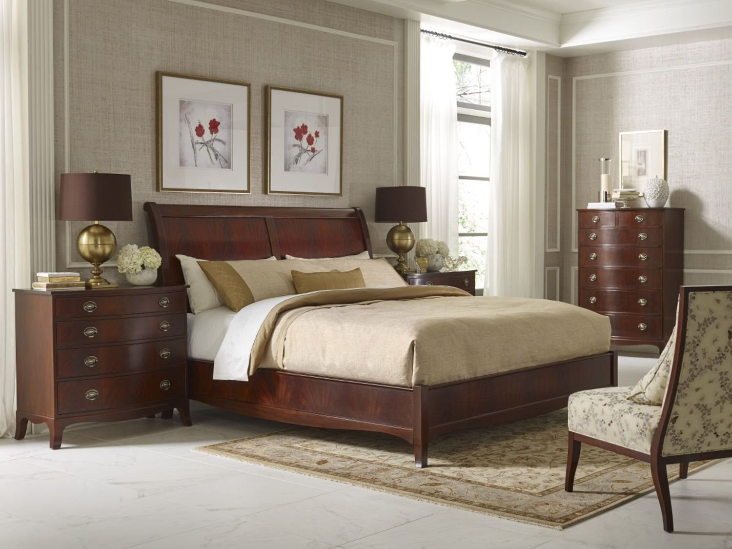 Best Classic Whitehall Sleigh Bed Cuarto Pinterest With Pictures