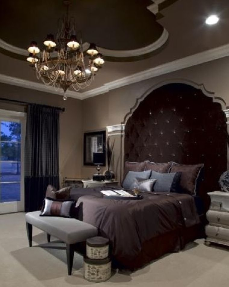 Best Deep Purple And Taupe Colour Scheme My Room In 2019 With Pictures