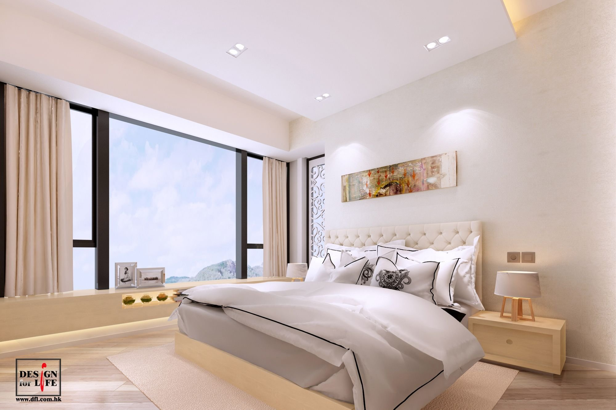 Best Project The Visionary Of Hong Kong 3D Rendering Master Bedroom Design Interior Design With Pictures