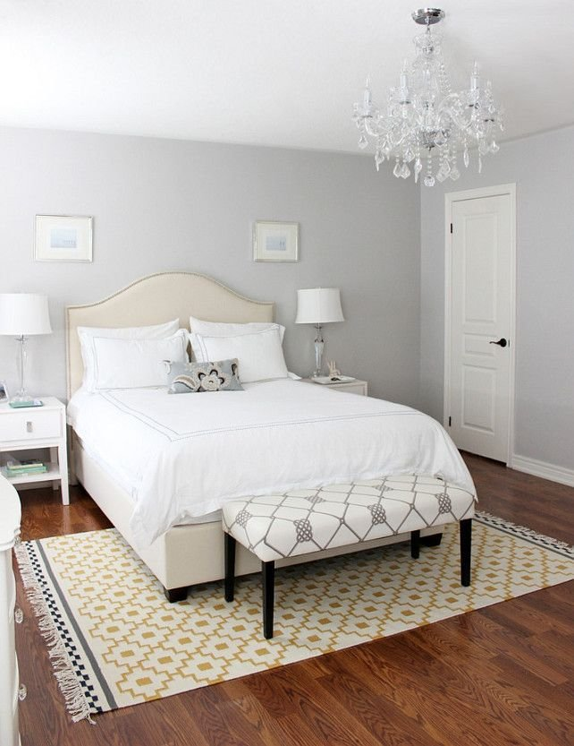Best A Light Gray Shade Will Give Your Bedroom A Romantic With Pictures