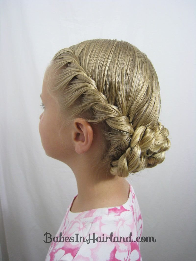 Free French Twisted Updo Updos And Hairstyles Hair Flower Wallpaper