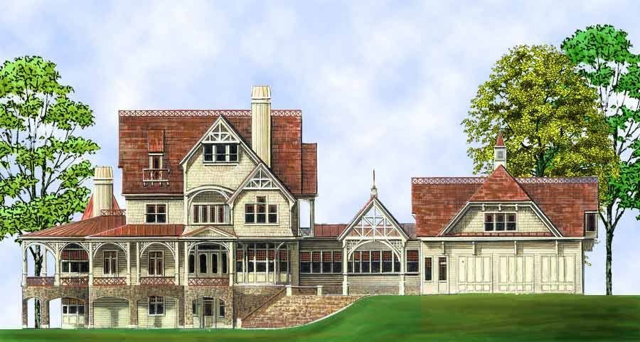 Best Cordelia House Plan 7940 Castles Palaces Mansions With Pictures