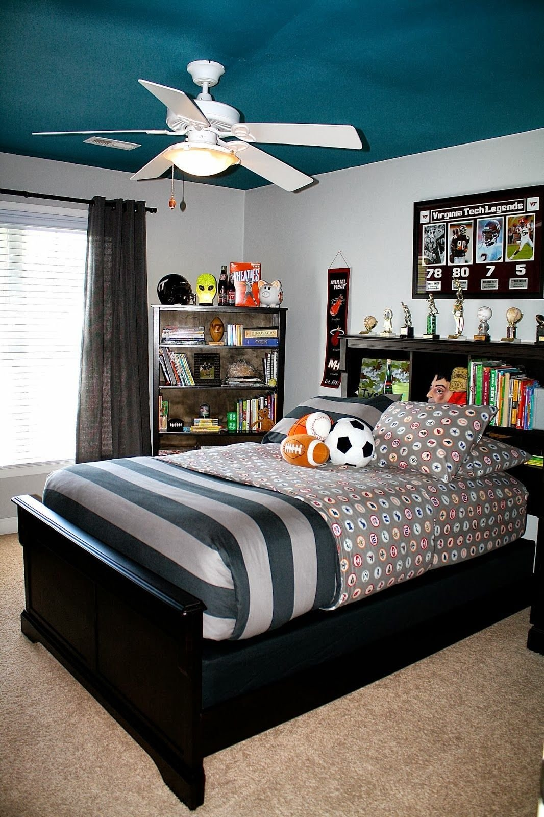 Best Tyson S Nfl College Football Pr*T**N Bedroom With Pictures