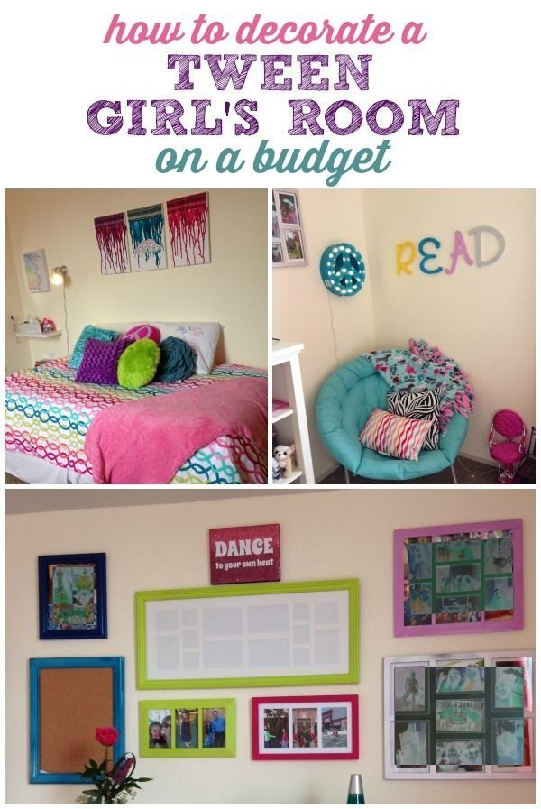 Best Decorating A Tween Girls Room On A Budget For The Home With Pictures