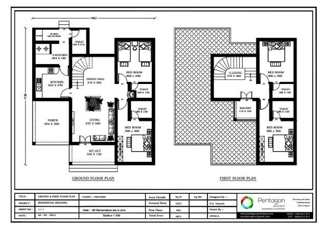 Best 4 Bedroom House Plans 4 Bedroom House Plans In Kerala 4 With Pictures