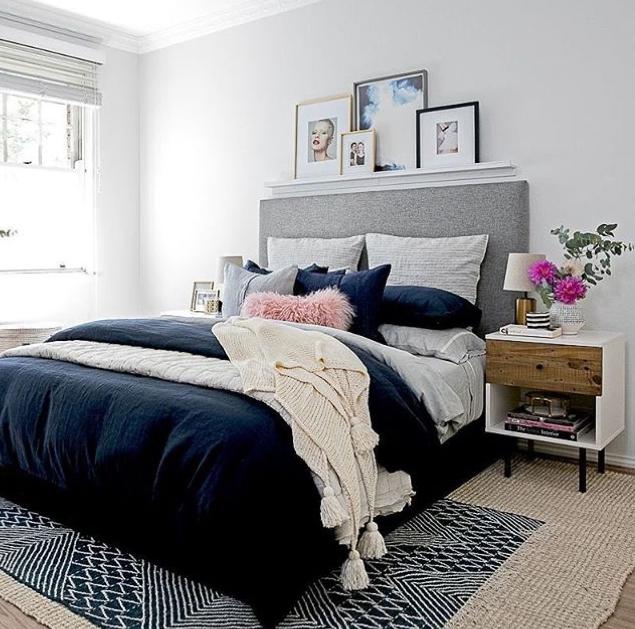 Best Love This Home Cosy Bedroom Bedroom Decor Navy Bedrooms With Pictures