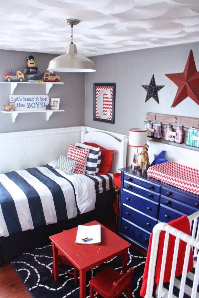 Best Pin By Baby Cargo On Nursery Decor Shared Boys Rooms With Pictures
