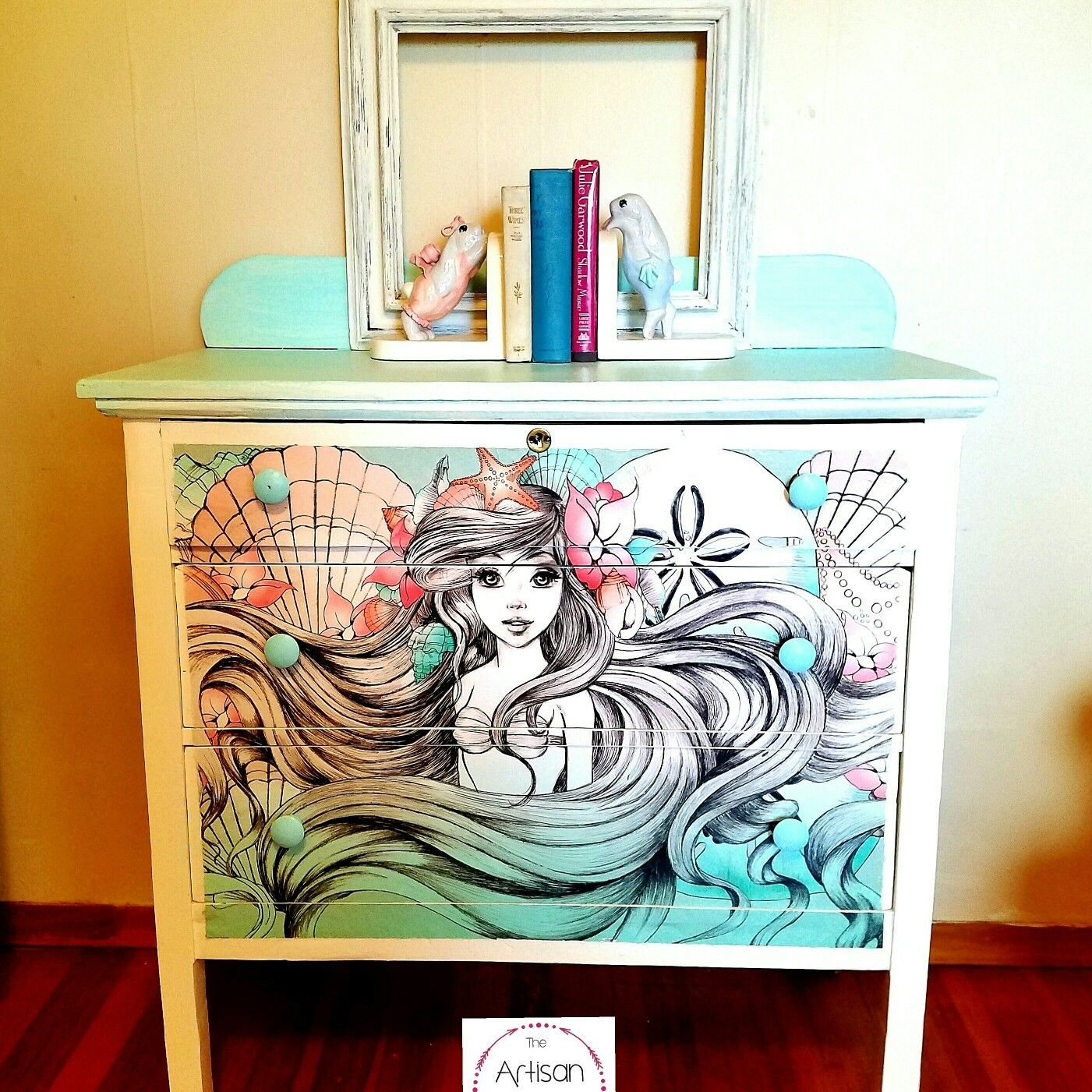 Best Love It Crafty Furniture Room Decor Mermaid Bedroom With Pictures