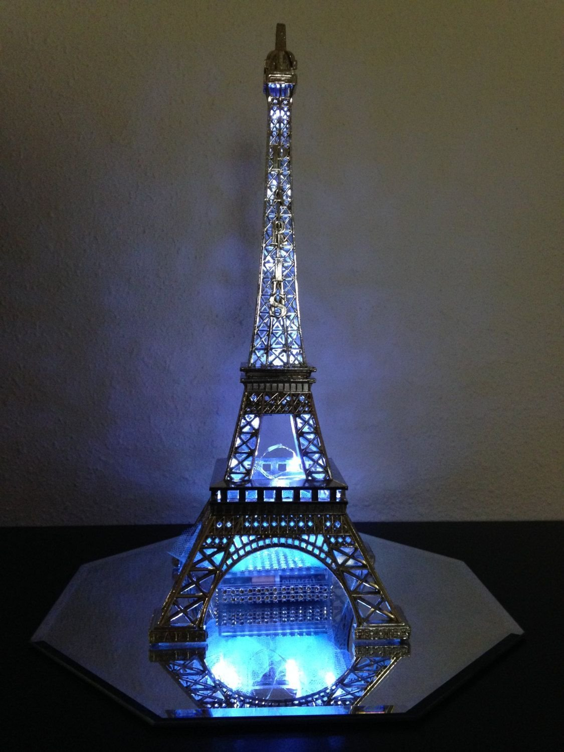 Best Paris Centerpiece Light Up Eiffel Tower By Itsmy15Party On With Pictures
