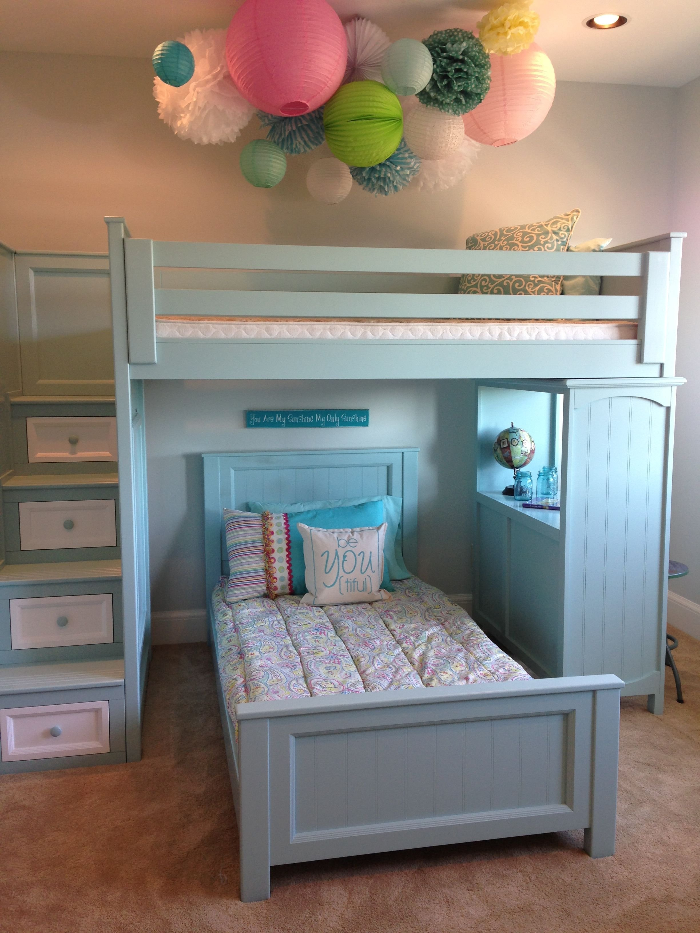 Best This Sydney Bunk Bed Would Be So Cute For A Girls Room With Pictures