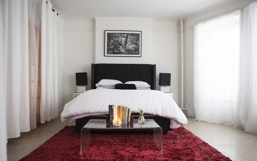 Best Alaska And Kimberly Gedeon S White Minimalist Bedroom With With Pictures