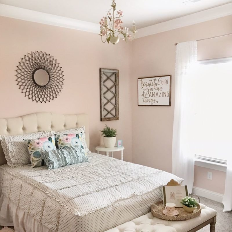 Best Magnolia Home Paint Ella Rose Our Vintage Nest Colors In With Pictures