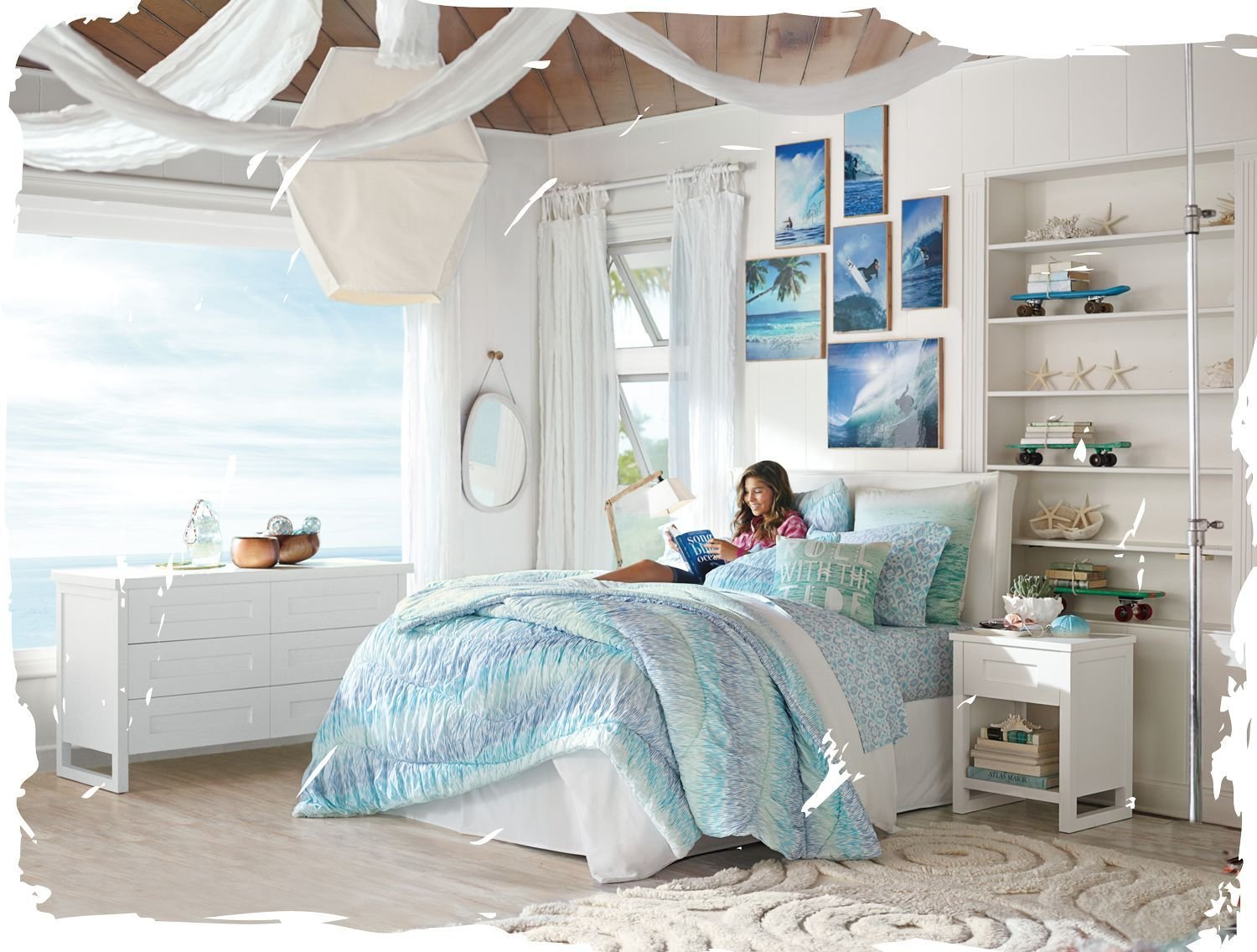 Best Kelly Slater For Pb T**N Bedroom Decor Inspiration With Pictures