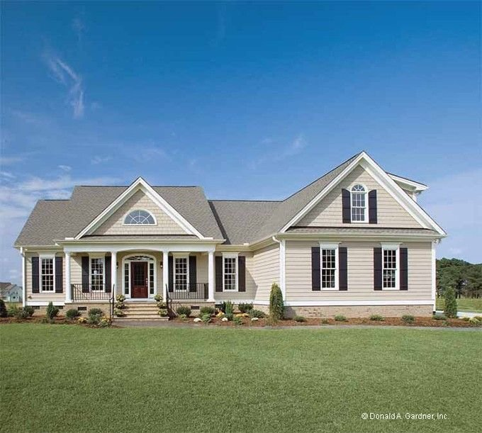 Best Love This Eplans Country House Plan Elegant With Pictures
