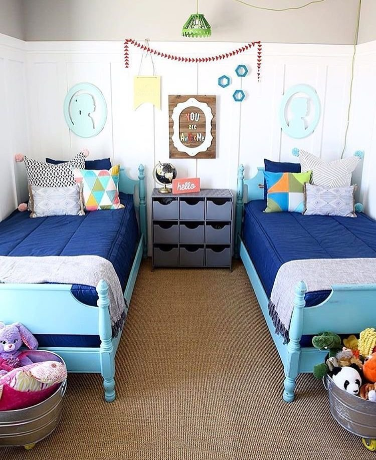Best Sharing Room Brother Sister Brother Sister Rooms Boy With Pictures