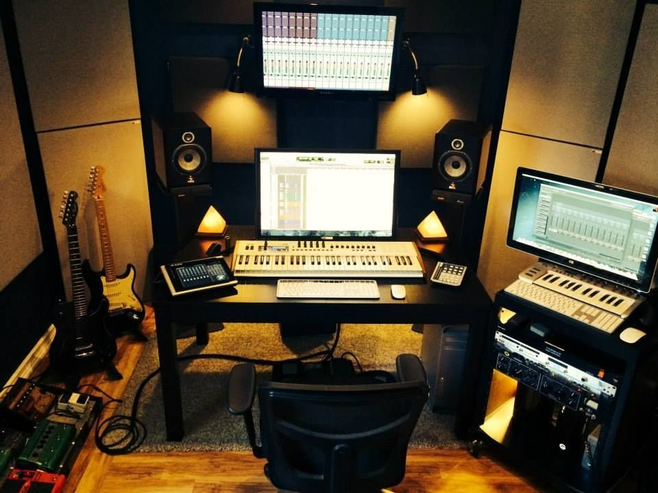 Best Danny Cocke Studio Home Recording Studio Setup With Pictures