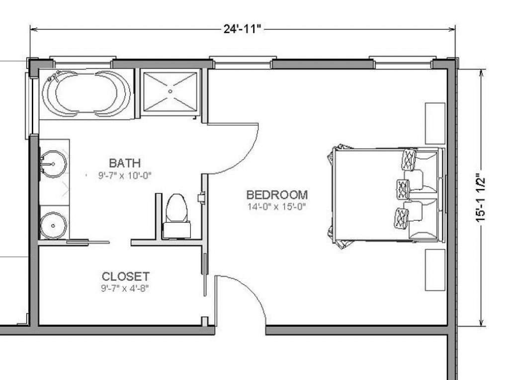 Best Bedroom Floor Plan Designer 20 X 14 Master Suite Layout Google Search Le Petit Plus Set New In With Pictures