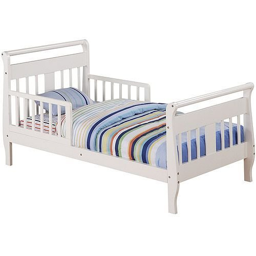 Best Baby Relax Toddler Bed White Walmart 59 Little Girl With Pictures