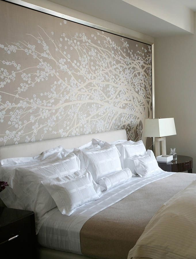 Best 50 Floral Wallpaper And Mural Ideas Bedroom Decor Master Bedroom Design Japanese Bedroom With Pictures