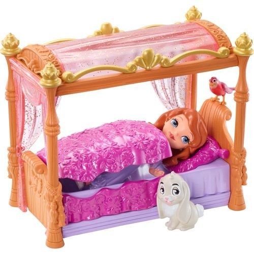 Best Sofia The First Doll And Royal Bedroom Play Set Walmart With Pictures