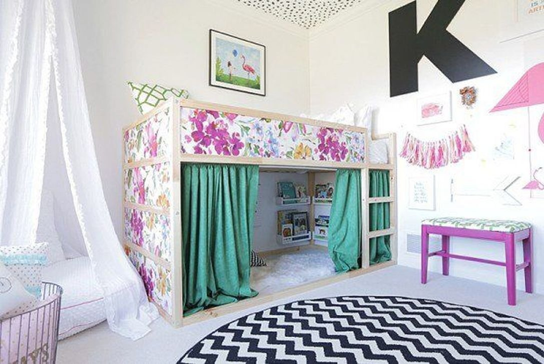 Best 51 Cool Ikea Kura Beds Ideas For Your Kids Rooms Bedroom With Pictures