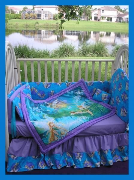 Best Tinkerbell Crib Bedding Yahoo Search Results With Pictures