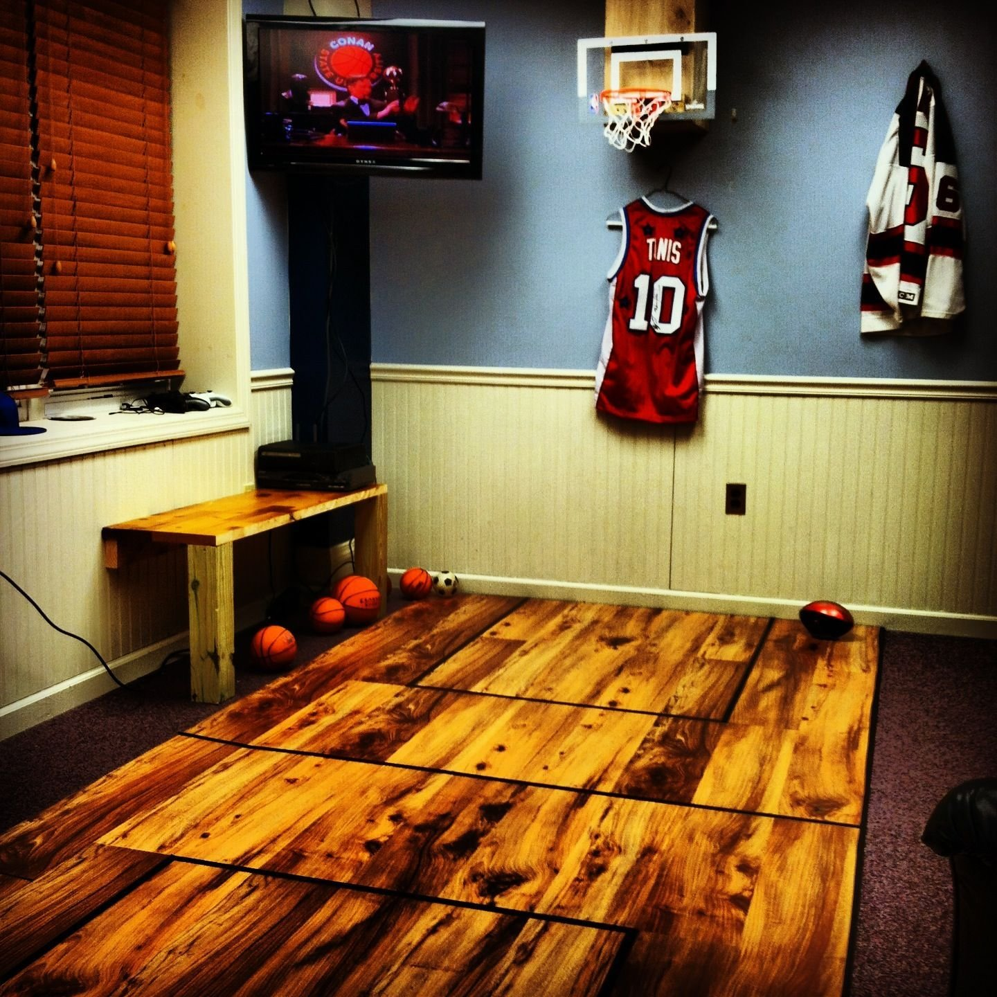 Best 20 Sporty Bedroom Ideas With Basketball Theme Isaiah With Pictures