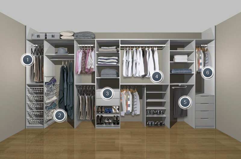 Best Wardrobe Storage Solutions For Small Bedrooms Google With Pictures