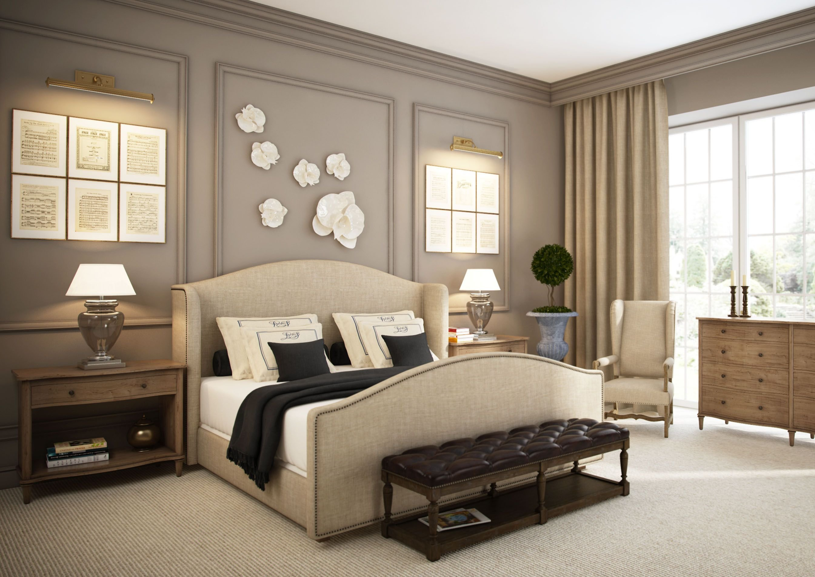Best Nice Master Bedroom Suite Dream Home Elegant Bedroom With Pictures