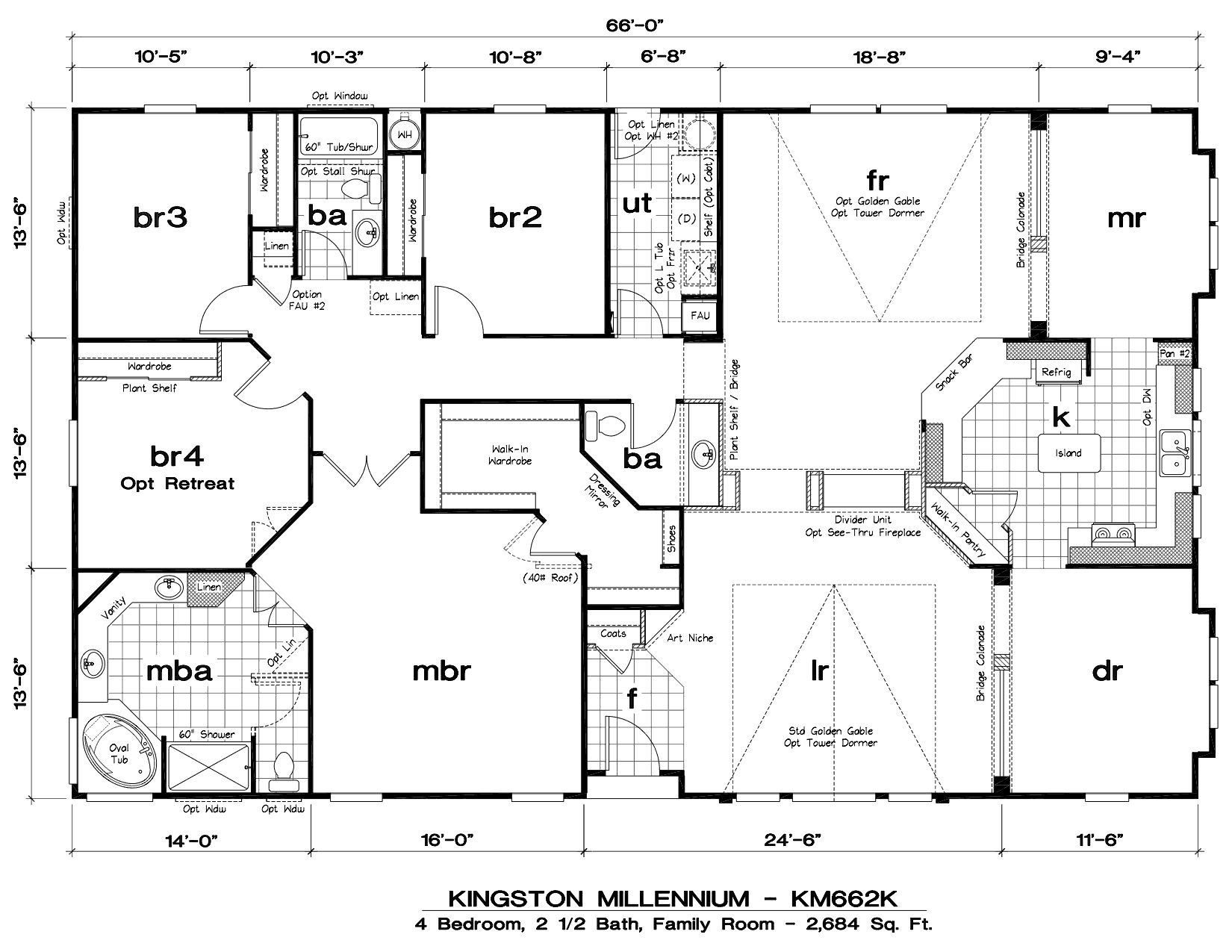 Best 5 Bedroom Double Wide Mobile Home Floor Plans A House Is With Pictures