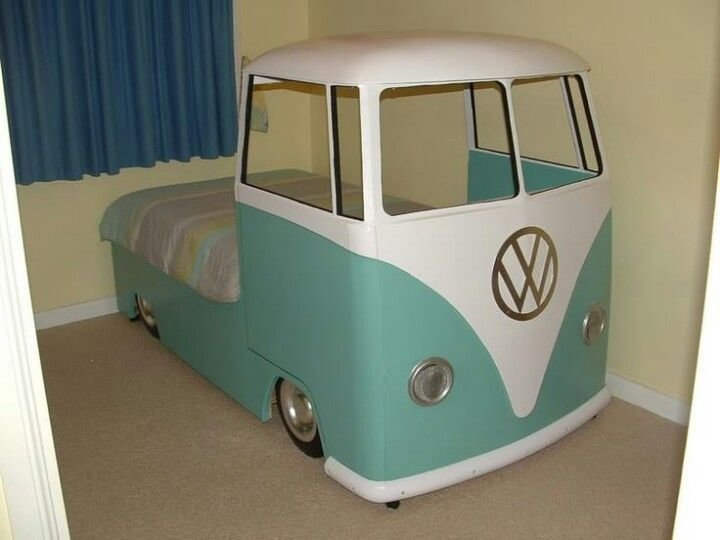 Best Campervan Bed So Very Cool Vw S N Hippy Stuff Kid With Pictures