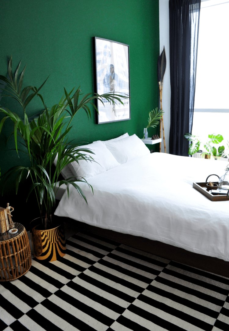 Best 26 Awesome Green Bedroom Ideas House And Home Green With Pictures