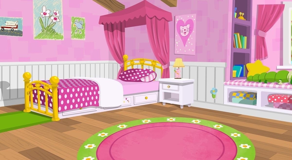Best Pin By Maja Ignjatovic On Room Assets Game Design Bedroom Room Doc Mcstuffins With Pictures