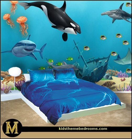 Best Under Water Ocean Idea For Kids Rooms Home Decor Ideas With Pictures