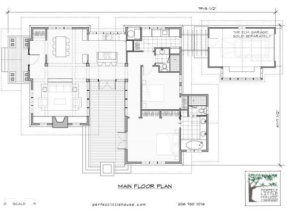 Best The Elm Two Bedroom Single Floor Plan Should Be With Pictures