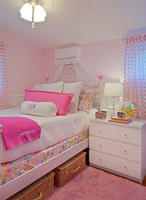 Best Decorating Ideas For A 6 Year Old Girl S Room Princess Bedroom Furniture Girl Bedroom With Pictures